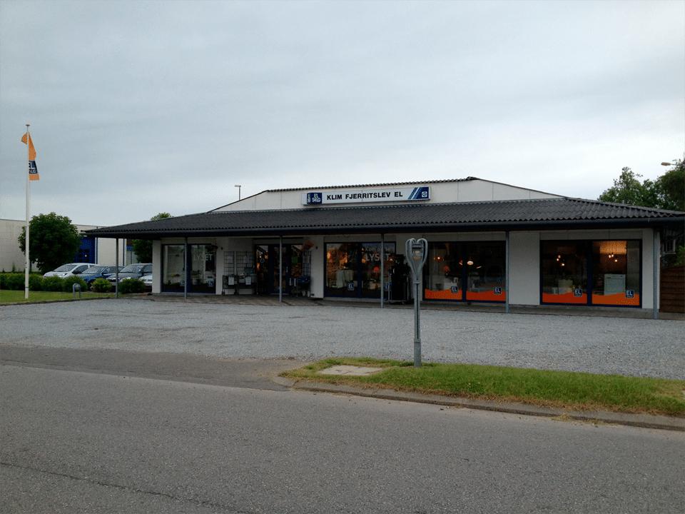 Elektriker, el firma, el installatør, elektrikker Fjerritslev, Brovst, Aars, Farsø, Nørresundby ...