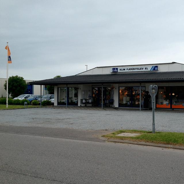 Klim Fjerritslev El Elektriker og el-installatør Fjerritslev Brovst Aars Farsø Nørresundby og ...